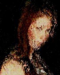 bodolay klára portréja - hollósy simon